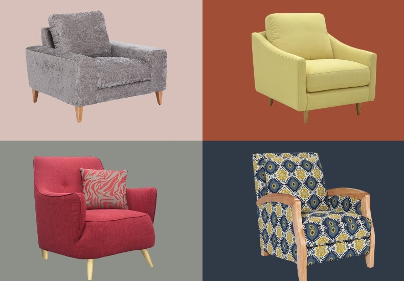 Mix & Match - 4 Dulux colours and 4 La-Z-Boy chairs to make your lounge room pop!