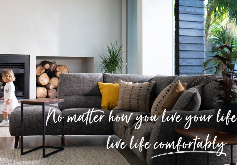 A Comfortable Way to Live
