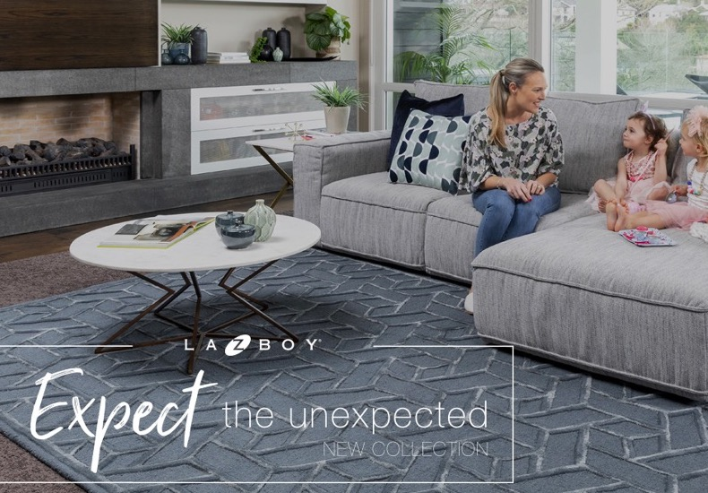 Expect the Unexpected - New Collection