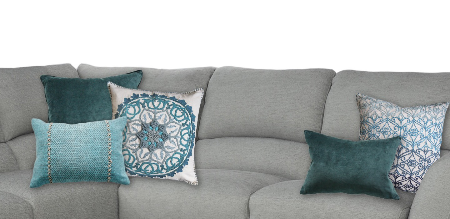 la z boy s top 3 tips for using cushions to enhance your living room