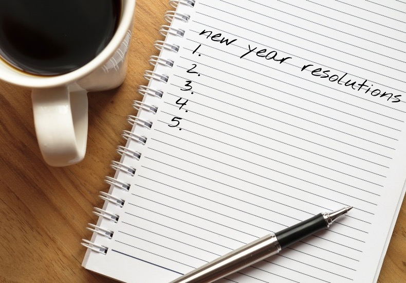 5 tips on creating lasting New Years resolutions