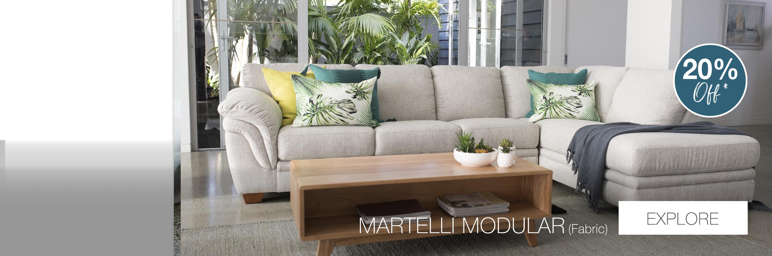 Recliner Sale Martelli - Aussie (Desktop)