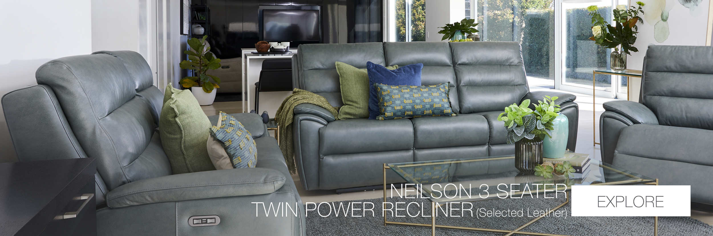 Recliners, Sofas, Lounge Leather Chairs | Comfort | La-Z-Boy