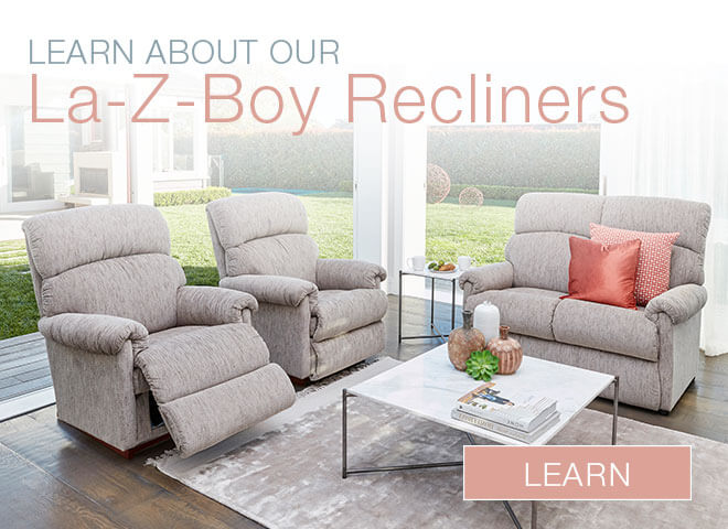 Recliners, Sofas, Lounge Leather Chairs | Comfort | La Z Boy
