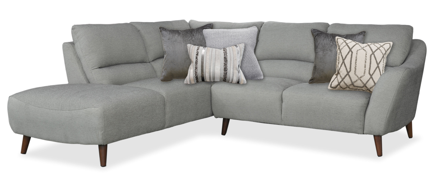 ... of warmth and depth to your living space. Warmer coloured cushions lend toward the coming autumn and winter months helping make the room feel inviting.  sc 1 st  La-Z-Boy & La-Z-Boy\u0027s top 3 tips for using cushions to enhance your living room ...